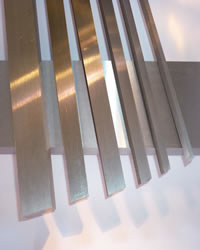 Precision Ground Flat Stock Bars Assorted